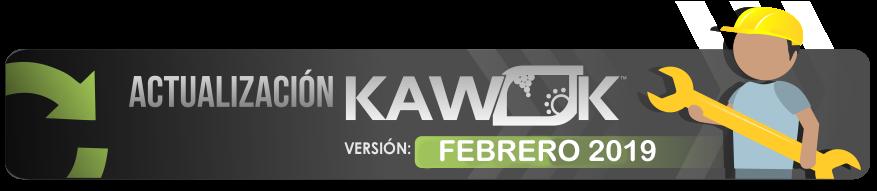 Actualizaciones Febrero 2019
