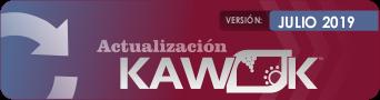 Actualización Julio